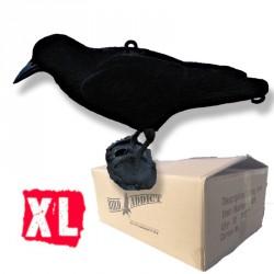 CARTON DE 12 CORNEILLES FLOQUEES XL