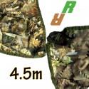 Filet de camouflage 3D réversible 3m